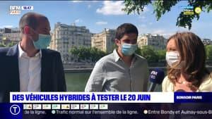 Paris Business: Des véhicules hybrides à tester le 20 juin - 15/06