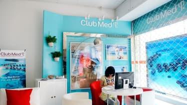 Club Med a 13.000 salariés à travers le monde.