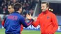 Lionel Messi et David Beckham
