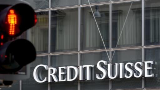 Crédit Suisse va distribuer plus d'un milliard d'euros à ses cadres.