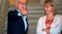Franck McCourt et Margarita Louis-Dreyfus