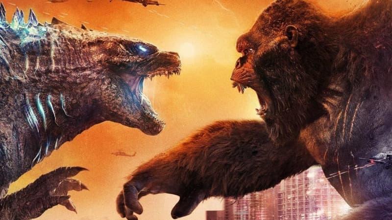 """Après son carton aux Etats-Unis, """"Godzilla vs Kong"""" sera disponible à l'achat digital le 22 avril"""