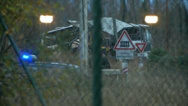L'enquête débute après la collision entre un TER et un car scolaire à Millas