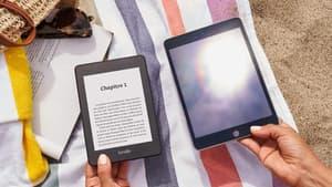 Bon plan Amazon : la Kindle Paperwhite est à moins de 90 euros (offre flash)