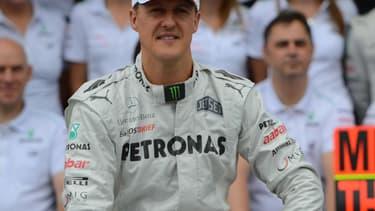 Michael Schumacher - Image d'illustration