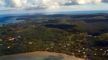 Le territoire de Wallis et Futuna (ici l'île de Wallis) compte près de 11.000 habitants.