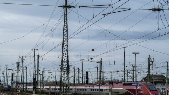 Un train Thalys à Dortmund (photo d'illustration)