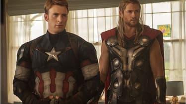 Le prochain Avengers sortira le 1er mai