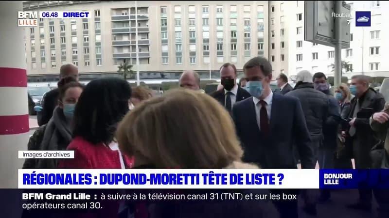 Hauts-de-France: le ministre Eric Dupond-Moretti prêt à se lancer dans la bataille des élections régionales