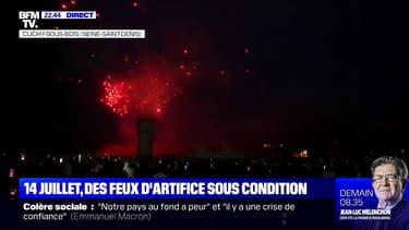 À Clichy-sous-Bois, le feu d'artifice du 14 juillet a lieu avec la volonté de respecter les règles sanitaires