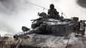 Les tirs de chars de l'armée israélienne ont fait deux victimes palestiniennes lundi