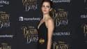 """Emma Watson lors de la première mondiale de """"La Belle et la Bête"""" à Hollywood le 2 mars 2017"""