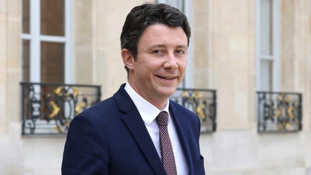 Benjamin Griveaux, porte-parole du gouvernement