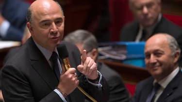 Pierre Moscovici a affirmé que Paris respectera ses engagements vis-à-vis de Bruxelles.