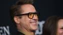 Robert Downey Jr. a déjà été nommé deux fois à l'Oscar.