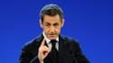 L'ancien chef d'Etat, Nicolas Sarkozy