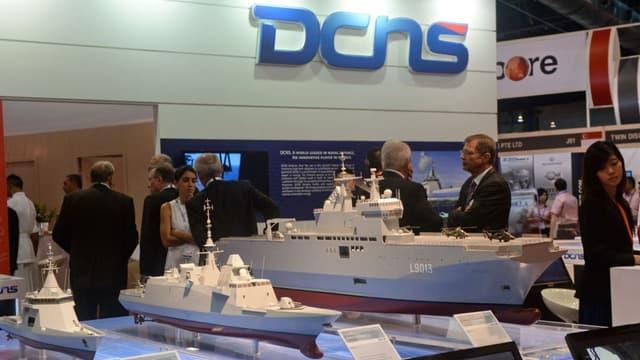Le groupe de défense DCNS fait une entrée fracassante dans le classement des meilleurs employeurs.