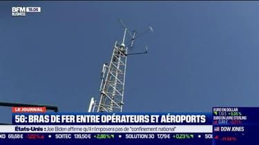 5G: bras de fer entre opérateurs et aéroports
