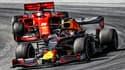 Max Verstappen (Red Bull) au GP d'Autriche 2019