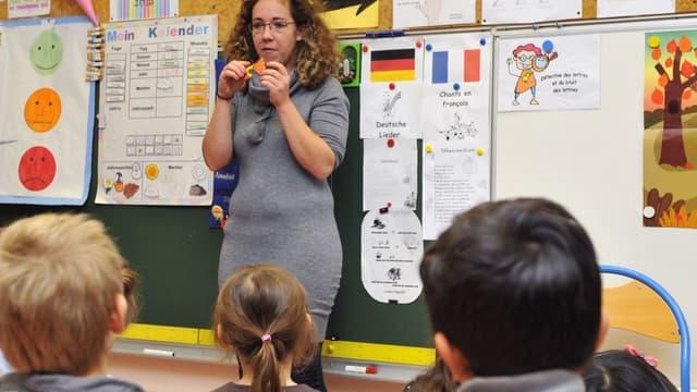 Le gouvernement compte permettre aux enseignants du primaire d'avancer plus rapidement dans leur carrière