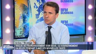 Thibault Lanxade était l'invité de Stéphane Soumier dans Good Morning Business ce 10 juin.