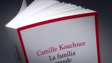 """Le livre """"La familia grande"""" écrit par Camille Kouchner, le 5 janvier 2021, à Paris"""