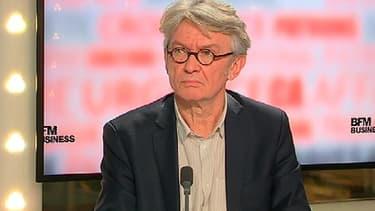 Jean-Claude Mailly était l'invité d'Hedwige Chevrillon dans le Grand Journal ce lundi 17 mars.