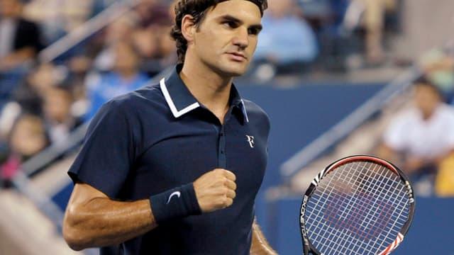 Roger Federer sera l'un des favoris lors du prochain Masters de Londres.