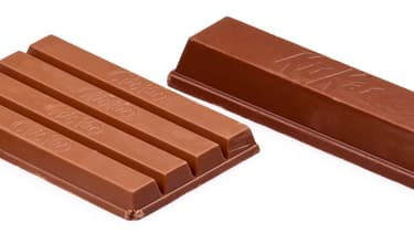 Hershey est connu pour produire les Kit Kat pour le compte de Nestlé