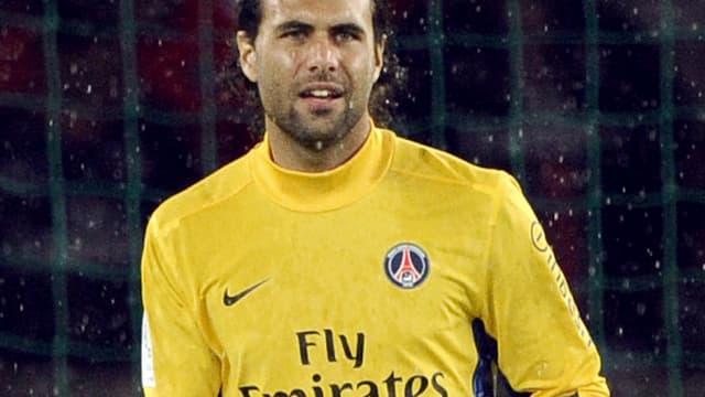 PSG : Salvatore Sirigu