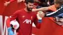 Alisson Becker va manquer aux Reds
