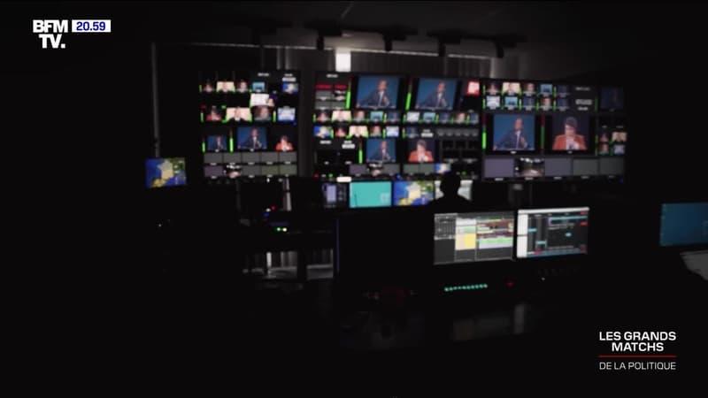 """""""Les grands matchs de la politique"""": revoir le document de BFMTV"""
