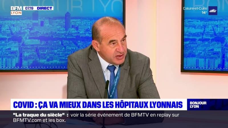 Rhône: la vaccination soulage bien les hôpitaux lyonnais