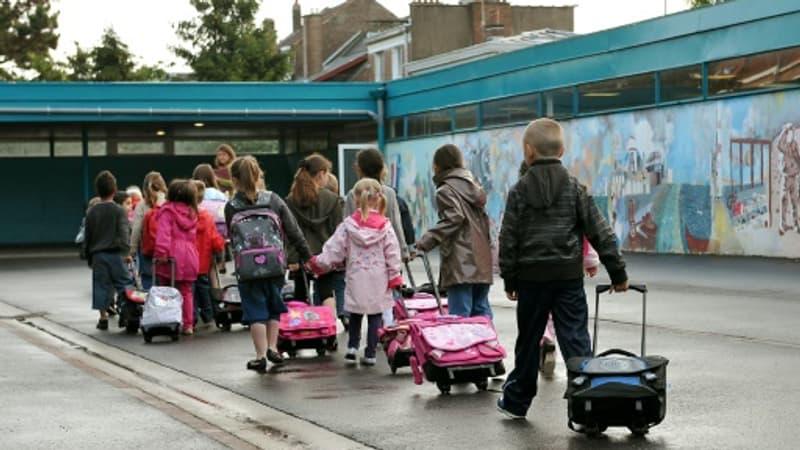 À Lille, l'ensemble des cours de récréation seront débitumisées et végétalisées avant la fin de l'année