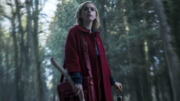 Sabrina de Netflix