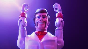 "Duke Caboom dans ""Toy Story"""