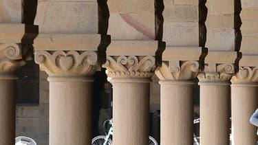 (photo d'illustration) Sur le campus de l'université Stanford, en 2014.
