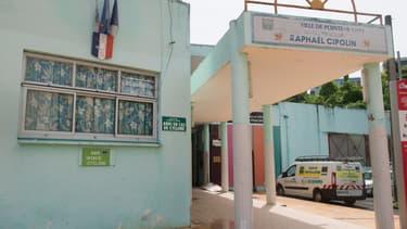 Ecole Raphaël Cipolin en Guadeloupe.