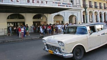 A Cuba, jusqu'à il y a peu, le seul moyen de trouver un nouveau logement était d'échanger sa maison avec un autre.