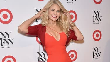 Christie Brinkley en septembre 2016