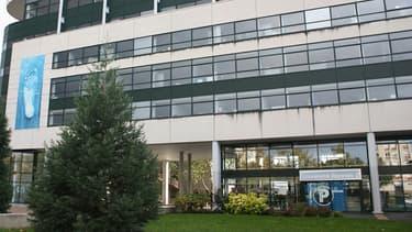 L'université Rennes-2.