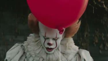 """Pennywise, le clown de """"Ça"""""""