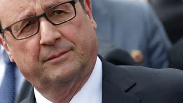 François Hollande le 7 mai 2015.