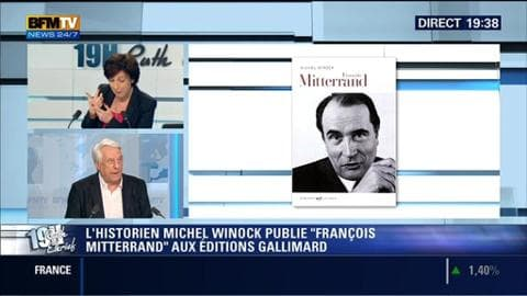 Michel Winock face à Ruth Elkrief