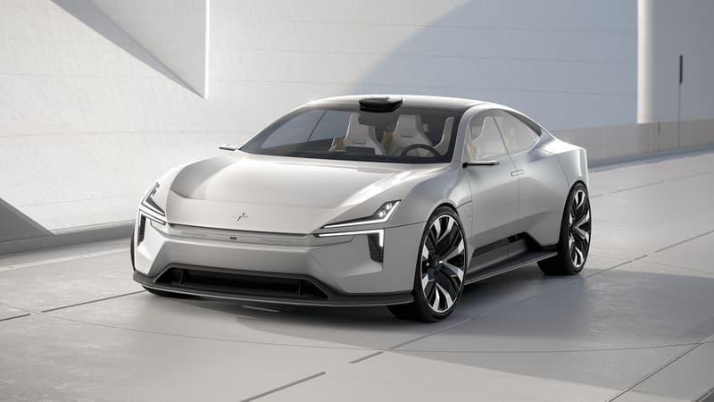 Le constructeur de véhicules électriques Polestar voit grand pour son introduction à Wall Street