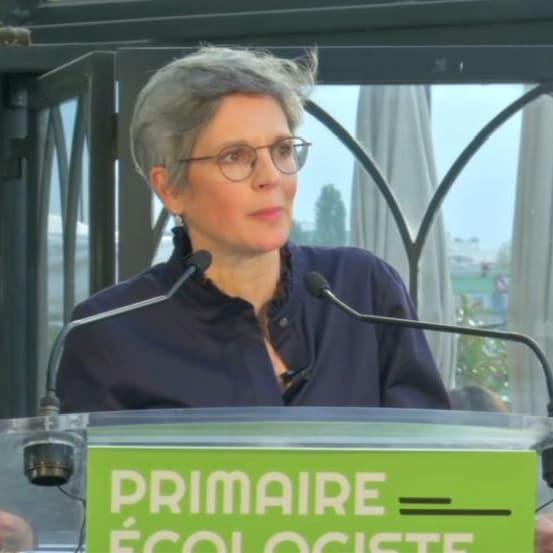 """EN DIRECT - Primaire écologiste: """"Oui, les temps changent"""" se félicite Sandrine Rousseau qualifiée au second tour"""
