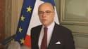 Bernard Cazeneuve a reçu jeudi le cardinal André Vingt-Trois.