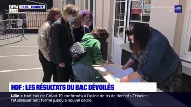 Hauts-de-France: les résultats du bac dévoilés