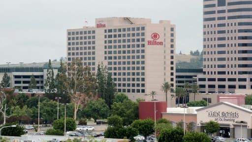 Hilton revient en Bourse