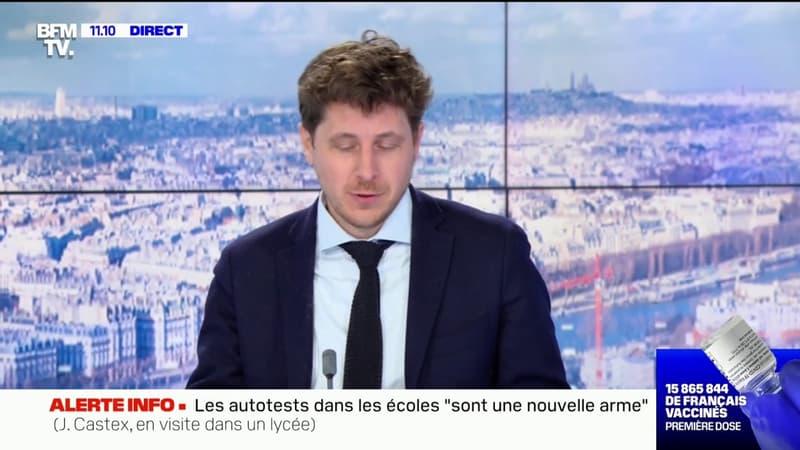 """Julien Bayou: """"Le danger pour la République aujourd'hui, c'est l'extrême droite"""""""